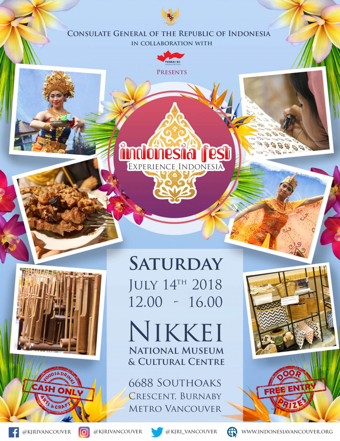 Indonesia Fest 2018