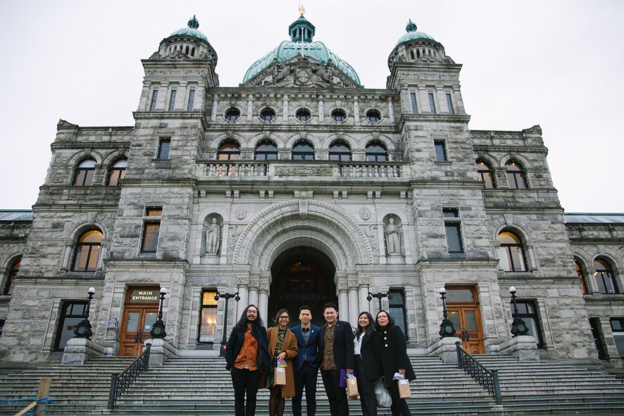 PERMAI BC goes to BC Parliament